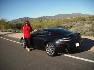 Aston martin LK 1