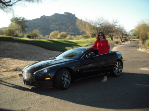Aston martin LK 3