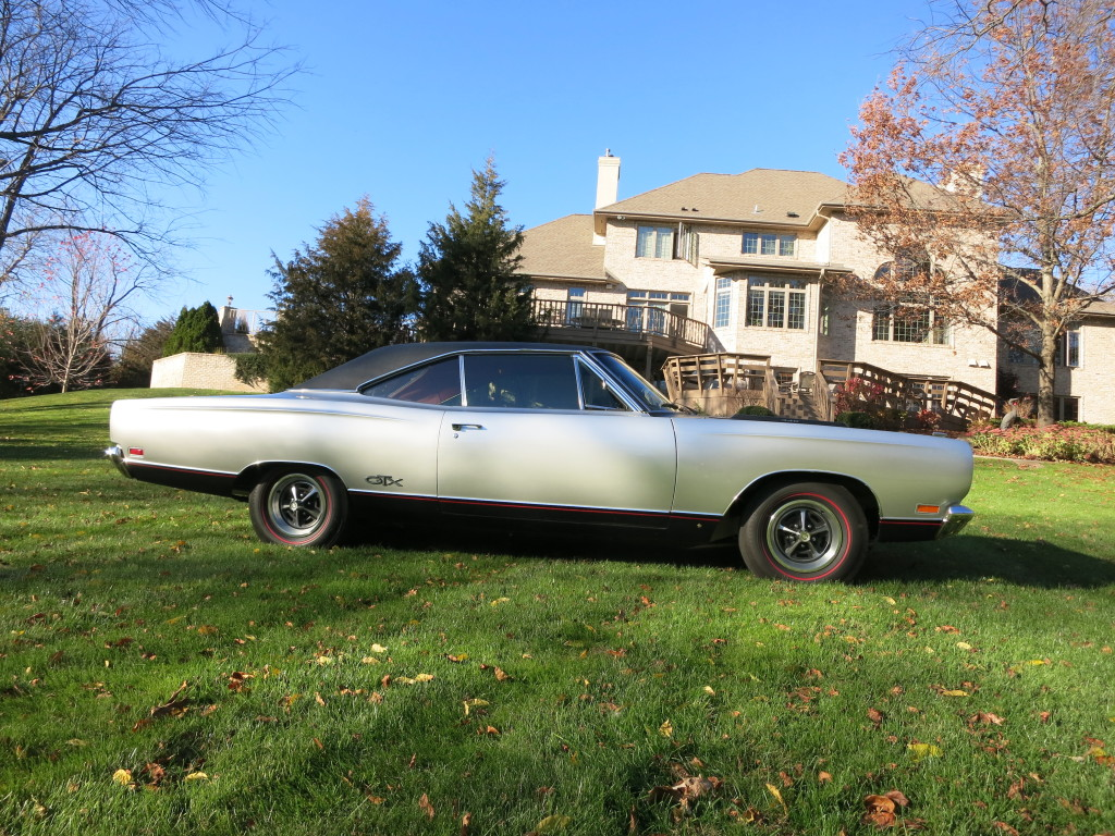 1969 Plymouth GTX  1969  Fully Restored  440  Automatic