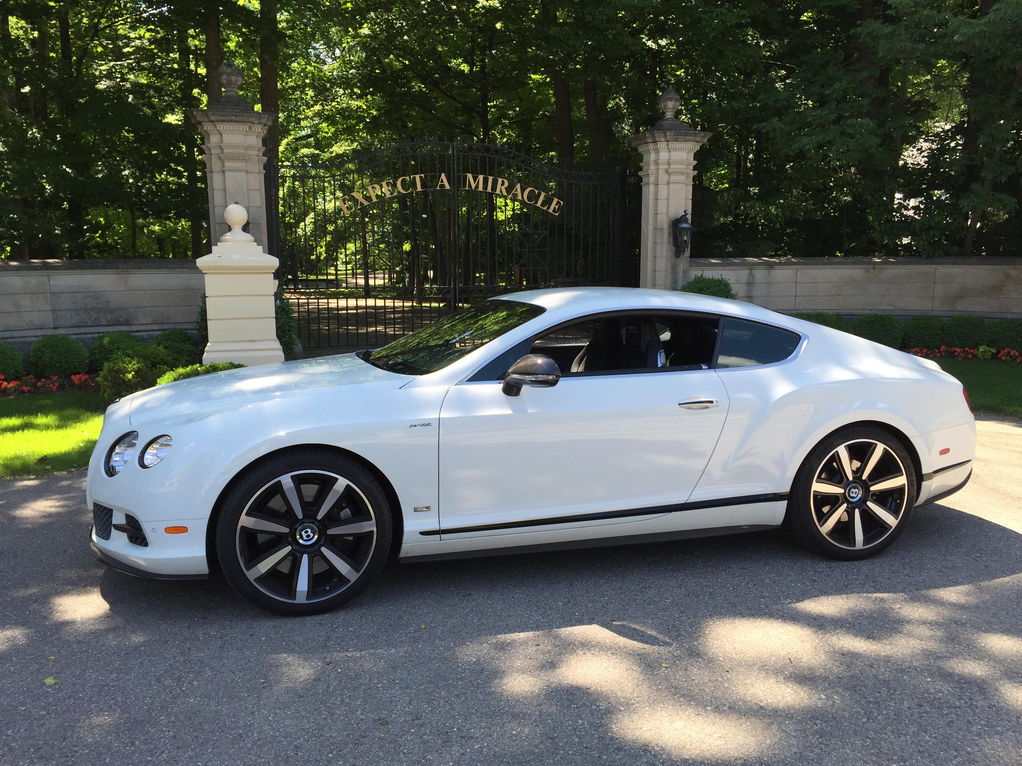 Bentley Continental GT – Brian's Autos